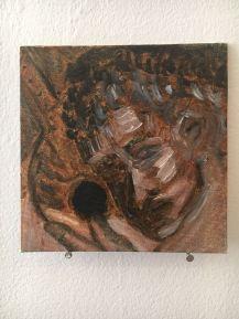 Oil Painting, Hercules